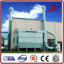 Cement plant used bag type dust extraction systems