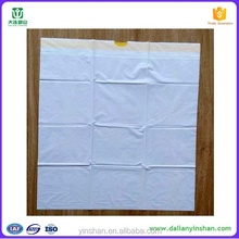 60x52cm accept custom order factory direct sales eco friendly large drawstring biodegrable garbage plastic bag from china