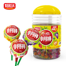 fruit flavour lollipop