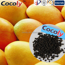 controlled release type cocoly granular water soluble fertil for mango