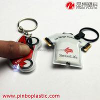 Custom Soft PVC Led Keychain