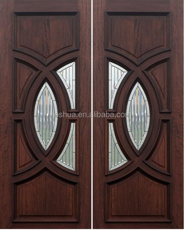 Dise o principal puerta doble puerta modelos puertas for Puertas dobles de madera