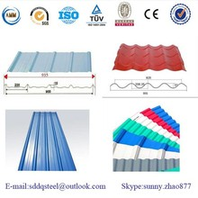 Famous brand prepainted galvanized roof