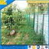 Coating Green Weld Park Fence Wire Mesh For Fence Panel