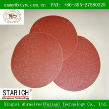 aluminum grinding disc with velcro&adhesive