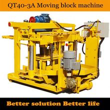 machine building blocks egg qt40-3a dongyue machinery group