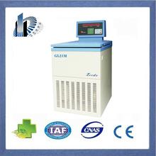 Haute capacité gl21m titane, centrifugeuse réfrigérée