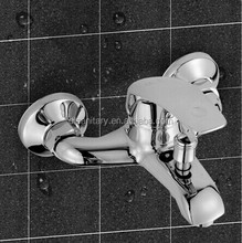 2015 DONA made in china Durable unique solid brass bath faucet shower bathroom faucet factory direct