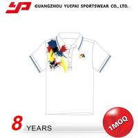 Various Design New Design Custom Embrodered Polo