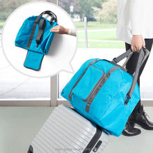 2015 new product hot selling promotional foldable travel bag