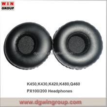 k450 k430 k420 k480 q460 kulaklık deri minderler kulak yastıkları yedek