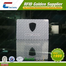 Synthetic Paper Dual Frequency RFID Card,RFID Card With UID Number