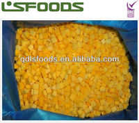 Frozen IQF mango
