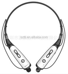 2015 new model cheap wireless stereo bluetooth 4.0 sport neckband headset HBS901