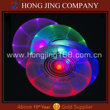 led light toy flying frisbee