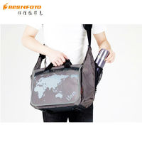 Besnfoto 900D Waterproof Nylon Shoulder Bag Camera Case Laptop Bag