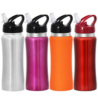 2015 hot selling products 600ml 21oz stainless steel kids sports equipment sports company equipment logos best selling on amazon