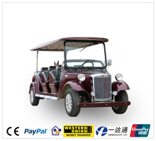 Sightseeing Electric classic Car 12 Seats