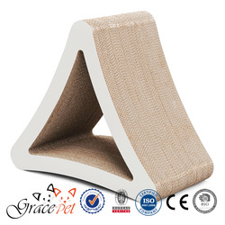 [Grace Pet] protect furniture 3-sided cat scratcher