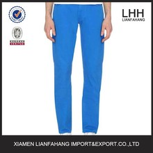 Special pure blue jeans pant