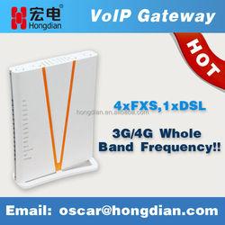 SOHO 3G VoIP gateway for SOHO & SME