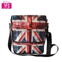 2014 Newly design single strap leather shoulder bag for men