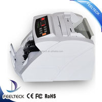 Top grade fashionable intelligent indian rupee bill counter