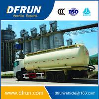 China High quality caustic soda NaOH transport tank truck semi trailer