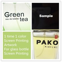 Small Qty Printing 1 color silk Printing (each color each times USD0.05)