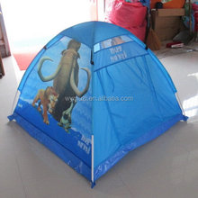 Bottom price antique 2012 hot dome tent house/dome tent