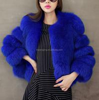 Women Faux Fur Cheetah Coat Punk Leopard Animal fox fur trench jacket