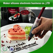 lfgb standard cooking tools silicone cake decorating pen silicone products chocolate decorations for desserts