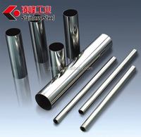 High quality stainless steel pipe/tube malay tube