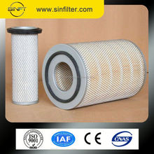 Sinfilter High filtration efficiency auto oil filter