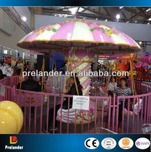 2015 Commercial cheap kid swing ride attraction indoor/outdoor flying chair ride 12 seats
