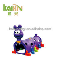 Happy Tunnel Playground Learning Crawling Plastic Toy
