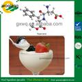 gran artificial edulcorante aspartamo del fabricante de china en el precio bajo