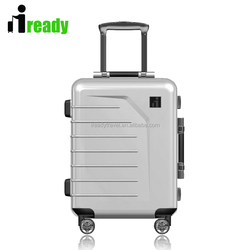 fashion design Child school ABS travel trolley luggage