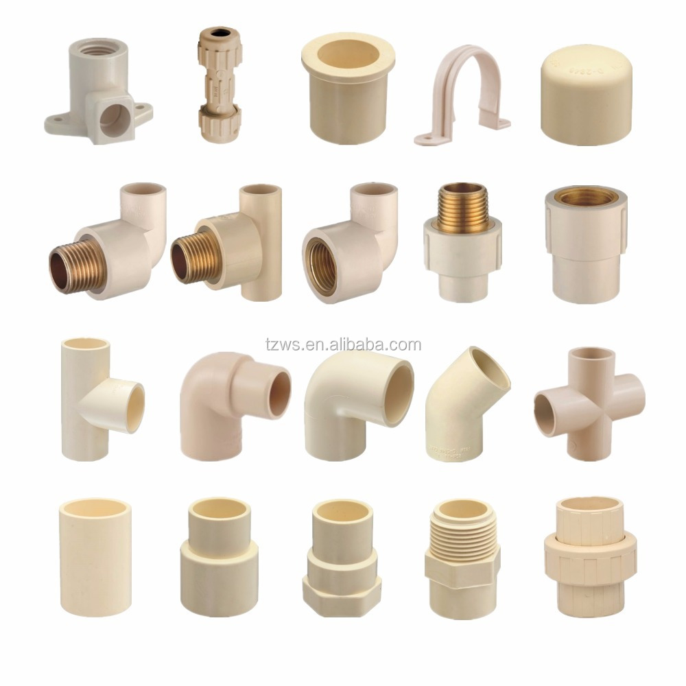 Hj  brand pp saddle clamp compression fittings for