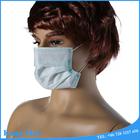 Não cirúrgico tecido 3-ply Earloop máscara facial médica