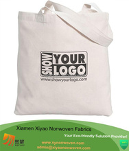 Hot sell products for 2015 100% organic bag cotton canvas