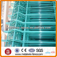 PVC coated welded Garden wire mesh fence