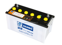 Nice Rechargeable Auto Car Batteries 12V 100AH Maintenance Free Car Battery