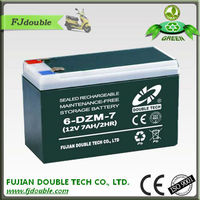 Rechargeable Lawn Mower Lead Acid Battery