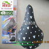 PU Bike Seat Cover Promotion Bicycle Saddle Cover