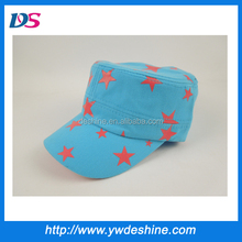 hot sale fashion star army flat cap MZ-735