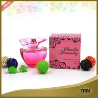 Female Gender and spray form brand perfume