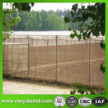 Anti insect net for greenhouse