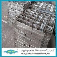 Heat treatment fixtures/ alloy cast grates