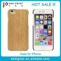 Wholesale wooden grain phone case phone cover for iphone